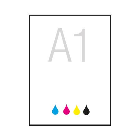 A1 (841mm x 594 mm)